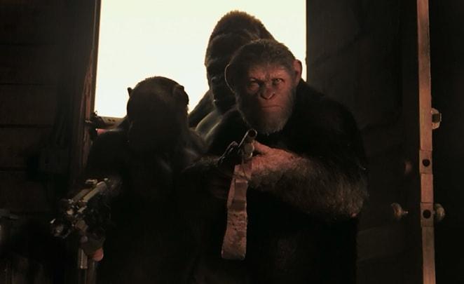 Вооружённые обезьянолюди